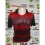 Camisa Polo Flamengo-rj Torcida Vermelha