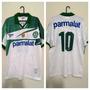 Camisa Palmeiras 1997 #parmalat #autógrafos De Todo Elenco#