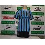 Camisa Grêmio Infantil Oficial Topper Kit Com Calção + Meião