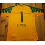 Palmeiras Goleiro Centenário F. Prass #1 Marcos #12