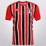 Camisa Original Do São Paulo 2016 Nova Uniforme Lll Vermelha