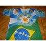 Camisa Da Escola De Samba Beija Flor