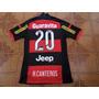Camisa Flamengo Rubronegra Jogo 20 H. Canteros M