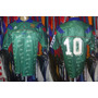 Barcelona 1992 Camisa Reserva Tamanho G Número 10.
