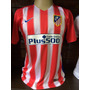Camisa Do Atletico De Madrid Original Ofic Sem Nome E Numero