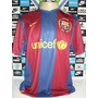 Barcelona Home2008 Sem Nº Tam. Xl Oficial Nike Nova