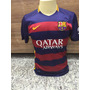 Camiseta Time Clube Todo Poderoso Barcelona Espamhou Listrad