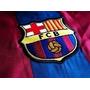 Camisa Oficial Do Barcelona S/nome E Número - Frete Grátis