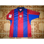 Camisa F. C. Barcelona 2000-2001 Nike Home