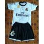 Conjunto Infantil Real Madrid Do Cristiano Ronaldo Cr7