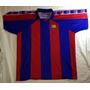Camiseta Barcelona Futebol Clube Da Rogers Sob Licença Kappa