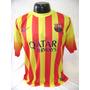 Camisa Barcelona Neymar - Nova - Qatar Unicef