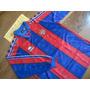 Camisa Barcelona Kappa Ronaldo 9 R9 Ml Oficial Original Njr1