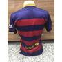 Camiseta Camisa Do Barcelona Original Sem Nome Sem Numero !!