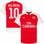 Arsenal Ucl 2016 - Özil, Alexis, Wilshere, Ramsey, Walcott