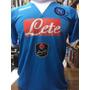 Camisa Do Napoli Italia