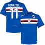 Sampdoria 2016 - Bonazzoli, Soriano, Palombo, Barreto, Lulic