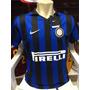 Camisa Do Inter De Milao