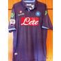 Camisa Do Napoli Hamsik Lega Calcio Uniforme 3 Completa