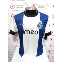 Camisa Porto Home 12-13 Lucho 3 Patch Champions Importada