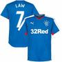 Glasgow Rangers 2016 - Law, Clark, Waghorn, Murdoch, Miller