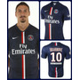 Camisa Nike Psg - Paris Saint Germain 2015 Ibrahimovic