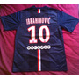 Camisa Paris Saint German 2014-2015 - Ibrahimovic 10 - Nike
