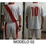Uniforme Futebol Futsal Salão Quadra 10 Cnj Pronta Entrega