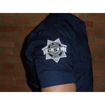 Camisa Policia/ Police/ Csi / Eua / Importada