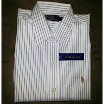 Camisa Social Ralph Lauren Masculina Vários Modelos Tm G