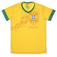 Camisa Do Brasil Infantil Oficial Cbf Amarela Copa 2014