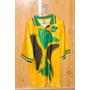 Camisa Jamaica Unisport Ano 2000 M Impecavel Rara