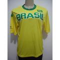 Blusa Camisa Seleção Brasileira Kappa Tam M Ótimo Estado