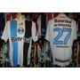 Grêmio - Camisa 2011 Reserva De Jogo 27 # W. Magrão