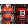 Flamengo - Camisa 2012 Titular De Jogo 13 # Maldonado
