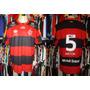Flamengo - Camisa 2012 Titular De Jogo 5 # Airton