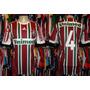 Fluminense - Camisa 2012 Titular Techfit De Jogo # 4