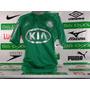 Camisa Palmeiras Tech Fit Oficial De Jogo + Mala Palmeiras