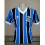 Camisa Retrô Grêmio 1983 Campeão Mundial - Ggg E Gggg - Mant