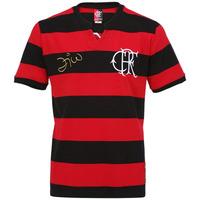 Camisa Retro Do Flamengo Retro 1979 Tricampeão Carioca Zico