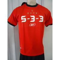Camiseta Oficial São Paulo 5-3-3 Original 865 Sports