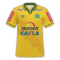 Camisa Chapecoense Umbro Oficial Comemorativa Tetra Brasil