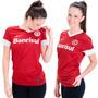 Camisa Internacional Feminina Nike Colorado Inter Vermelha