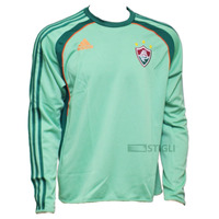 Blusa (moleton) Adidas Fluminense Treino 11/12 - Original