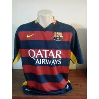 Camisa Do Barcelona 2014/2015 - Pronta Entrega