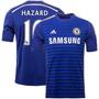 Camisa Chelsea Inglaterra 2015 Hazard Oscar Diego Costa