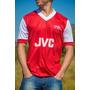 Camisa Retrô Arsenal 1982 - Das Antigas Football