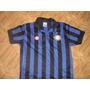 Camisa Do Inter De Milão De Jogo Zanetti