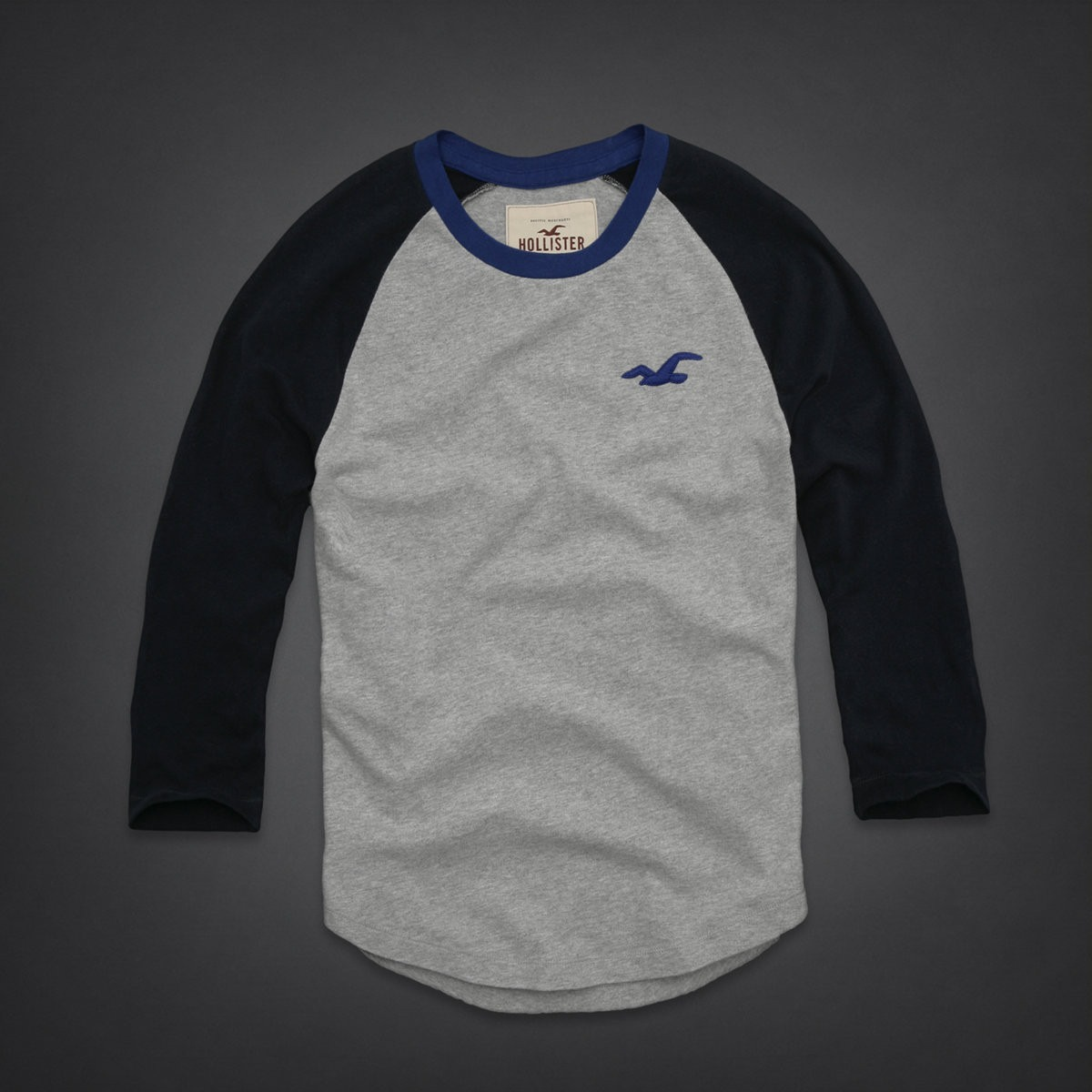 Hollister abercrombie camiseta camisa blusa masculina eua Hollister design