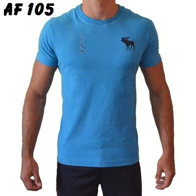 Camisetas Abercrombie & Fitch E Hollister 100% Original.